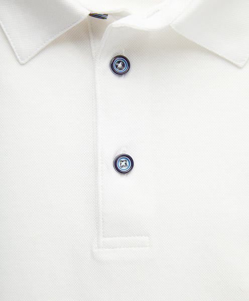 Piqué Cotton Polo