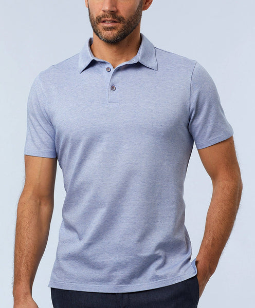 KSOPL1110423 | Jaspé Cotton Polo