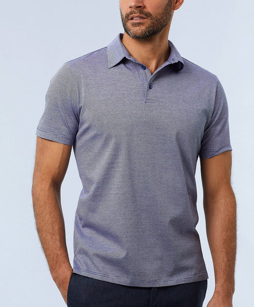 KSOPL1913412 | Fine Line Cotton Polo