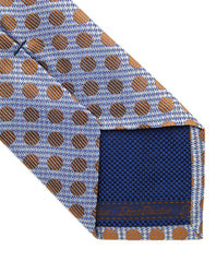 Colorful Dots Italian Silk Necktie