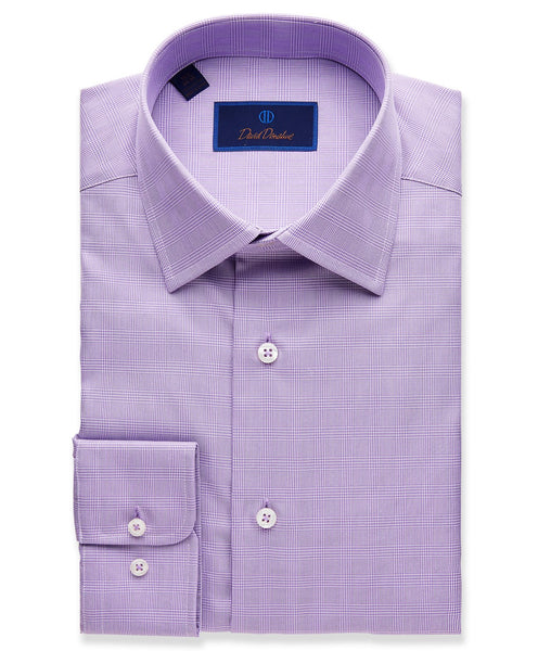 RBCSP1875534 | Modern Glen Plaid Dress Shirt