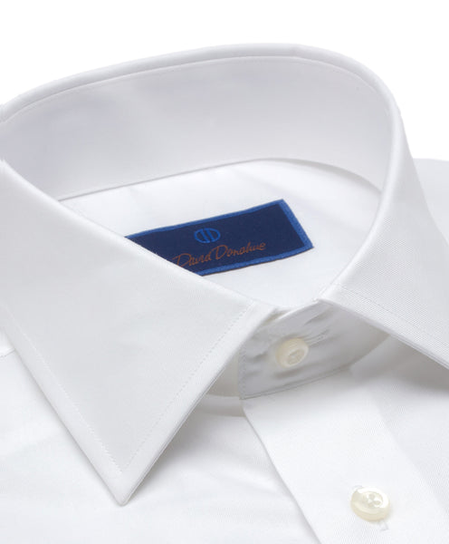 Super Fine Twill Dress Shirt