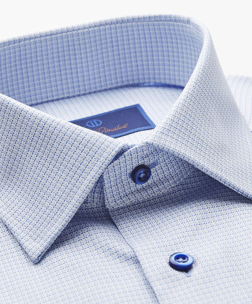 RBCSP8833423 | Mini Basketweave Dress Shirt