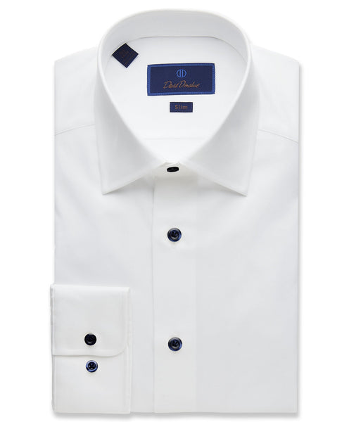 SBCSP4130110 | Super Fine Twill Dress Shirt