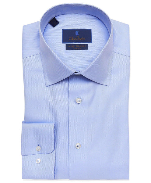 TBCSP3100454 | Sky Blue Non-Iron Dress Shirt