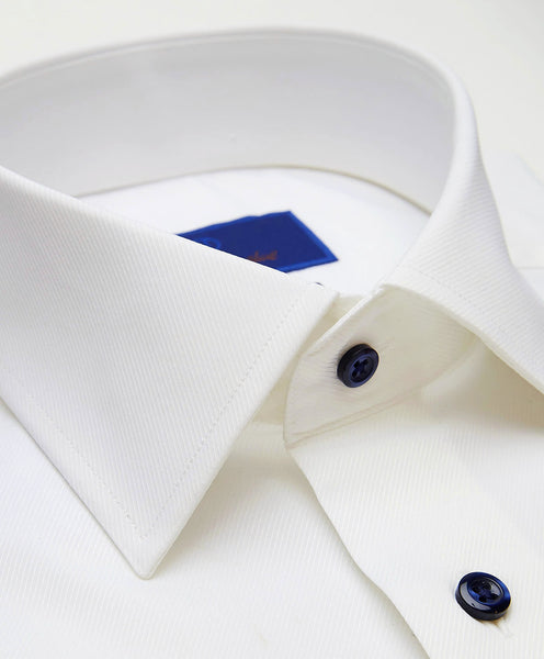TBCSP3108110 | White Performance Dress Shirt