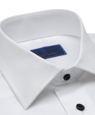 Micro Textured Dress Shirt