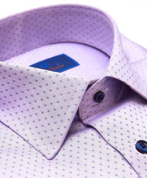 TBSP01201534 | Lilac Modern Neat Dress Shirt
