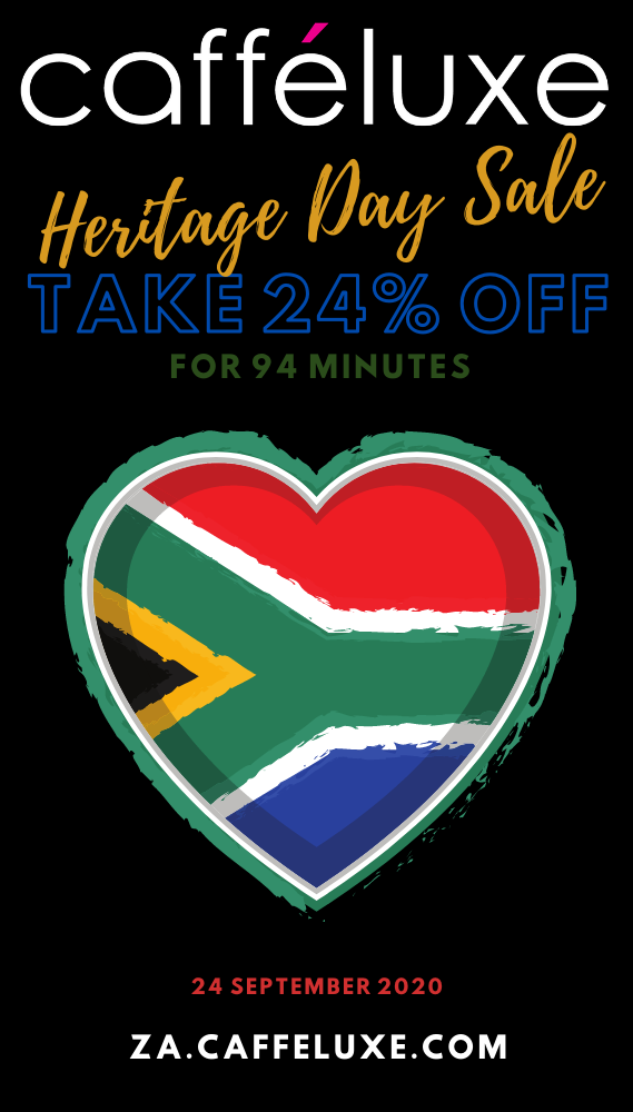 Heritage Day Sale