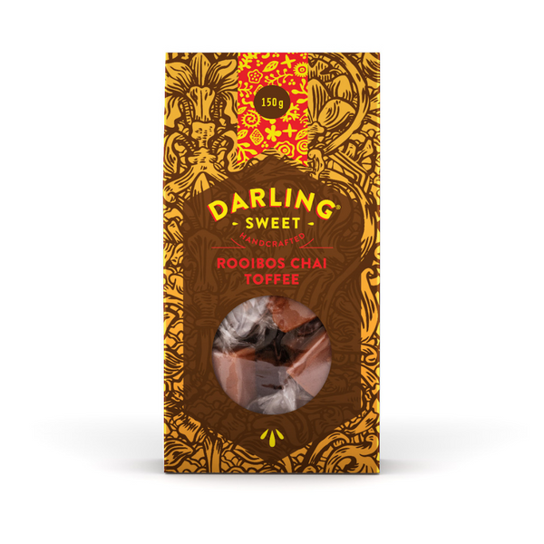 Darling Sweet Rooibos Chai Toffee 150g