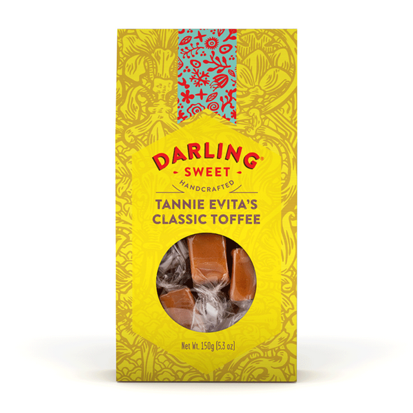Darling Sweet Tannie Evita's Classic Toffee 150g