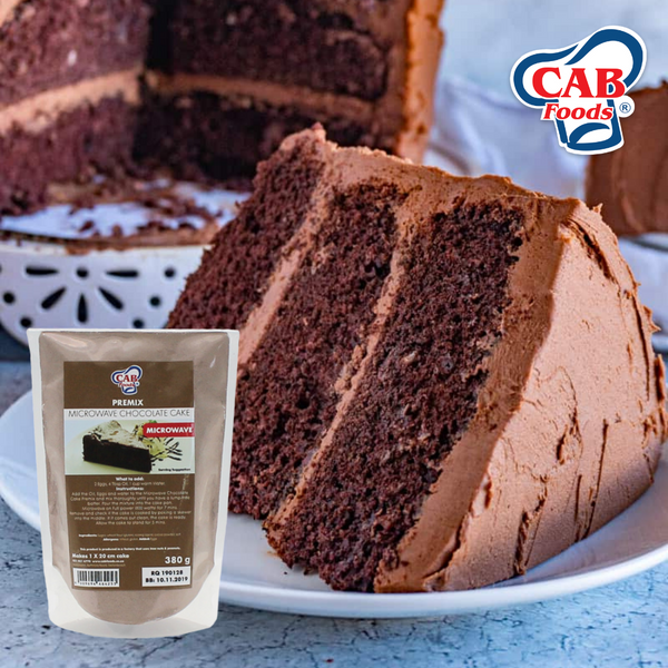Microwave Chocolate Cake - 380g