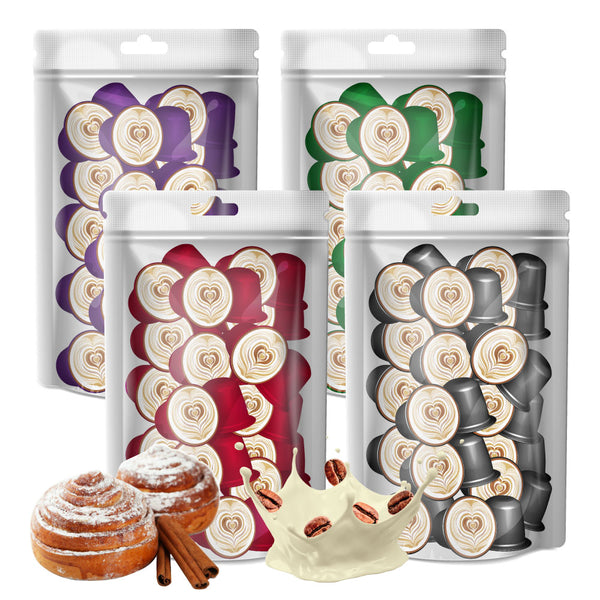 Nespresso Compatible 500 Capsules Limited Edition Flavours Bundle