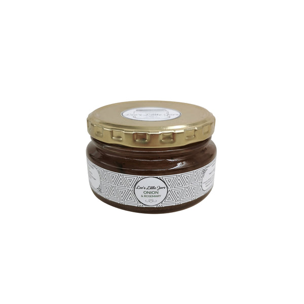 Leo's Artisanal Onion and Rosemary Chutney 240g