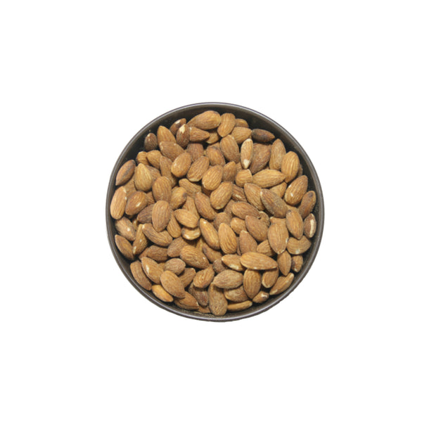 Almond Nuts - Roasted & Salted 100g