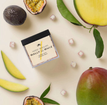 Wally & Whiz Mango with Passionfruit Nordic Winegums 140g