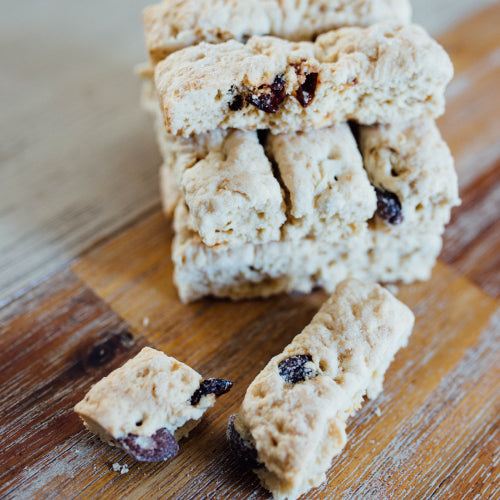 Cranberry & Almond Rusks 400 g