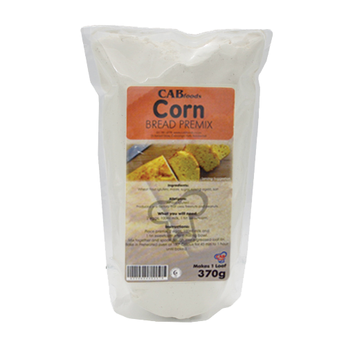 Premix Corn Bread - 370g