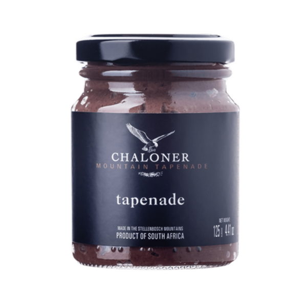 Traditional Olive Tapenade 125g