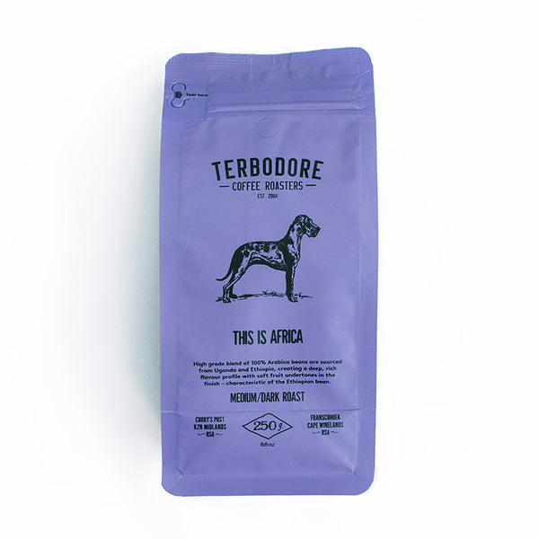 Terbodore This Is Africa 250g