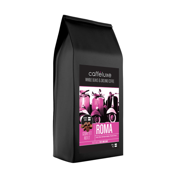 Roma Gourmet Roast Coffee