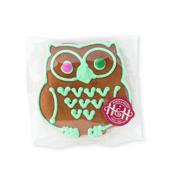 Harck & Heart Hedwig the Owl Biscuit 40g