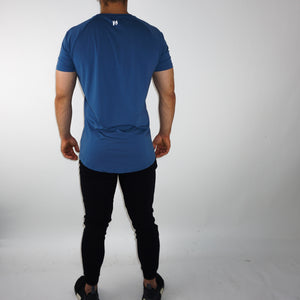 Premium Tall Tee - Royal Blue