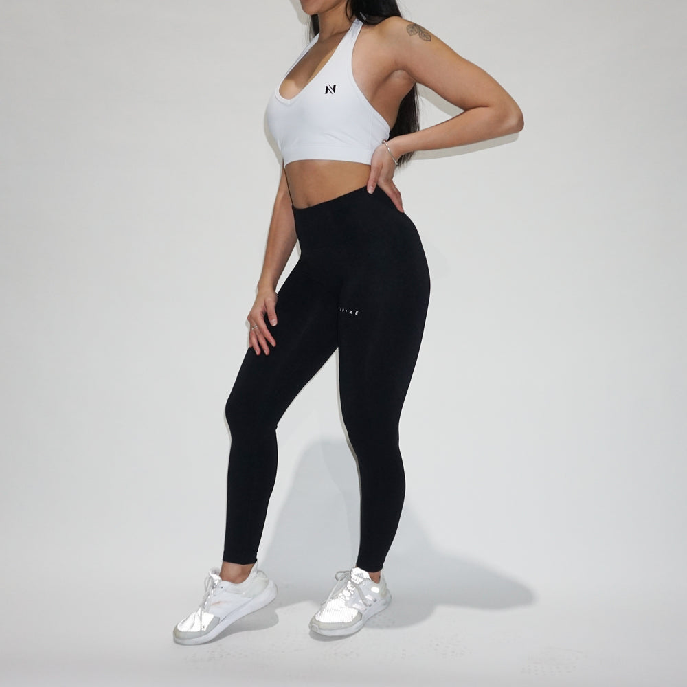 Nfluence Seamless Leggings - Black