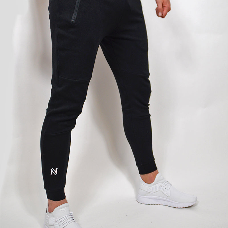 Nspire Joggers - Onyx Black