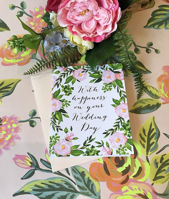 Wedding/Engagement/Anniversary Cards