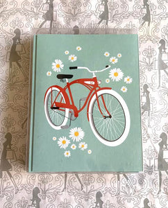 Bicycle & Daisy Stationery