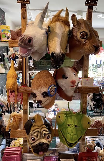 Silly Animal Masks