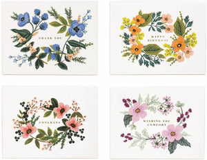 Rifle Paper Assorted Bouquet Notecards