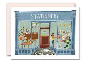 Stationery Store Card
