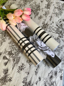 Black & White Table Runners