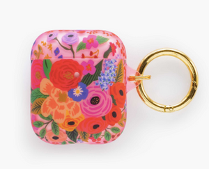 Rifle Paper Co. Pink Airpod Case