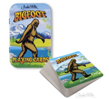 Archie McPhee Big Foot Playing Cards