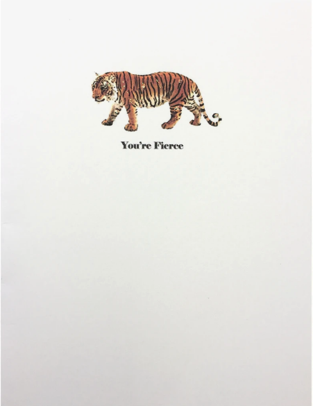 You're Fierce Card