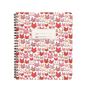 Kitty Notebook