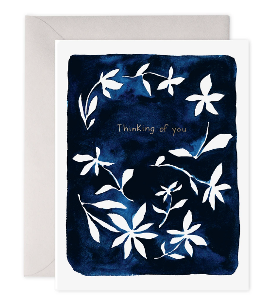 Indigo Thinking of You Card