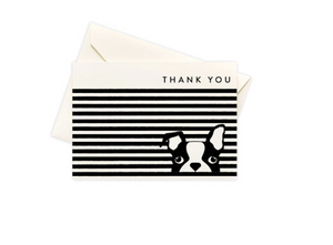 Dog Thank You Notes