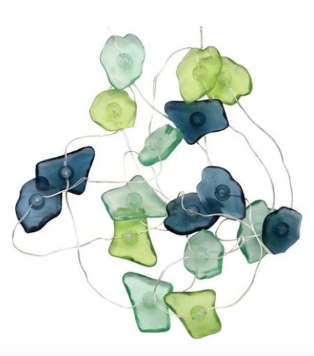 Mini Faux Seaglass String Lights