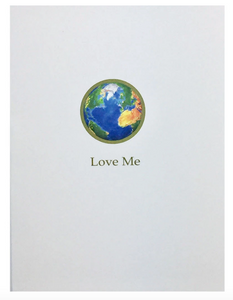 Earth Love Me Card