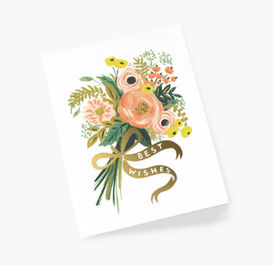 Rifle Paper Co. Best Wishes Card