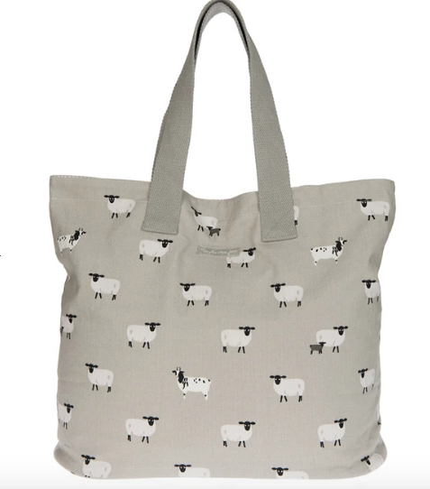 Sheep Tote Bag