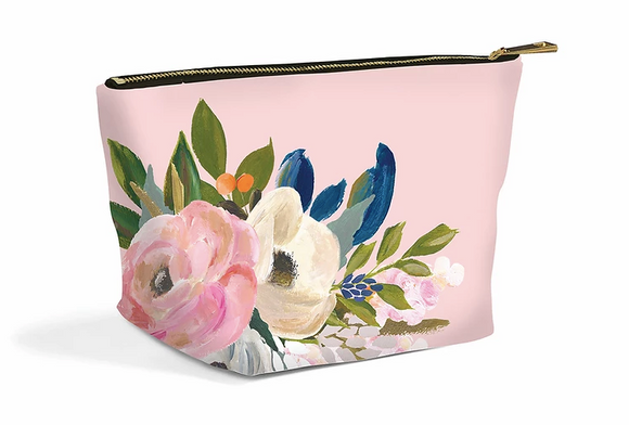 Bella Flora Cosmetic Bag