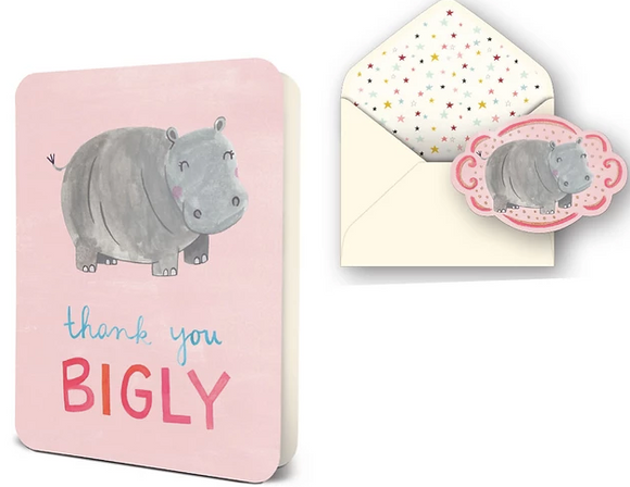 Hippo Deluxe Card Set