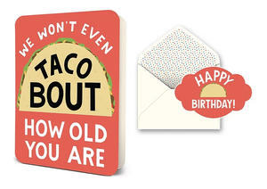 Taco Deluxe Card Set