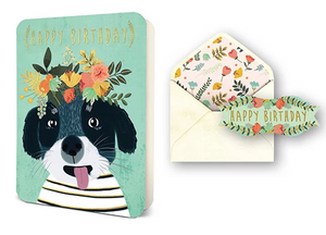 Birthday Pup Deluxe Card Set