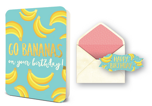 Bananas Deluxe Card Set